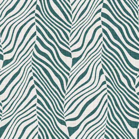 Seamless funky wavy chevron strip pattern for surface print.