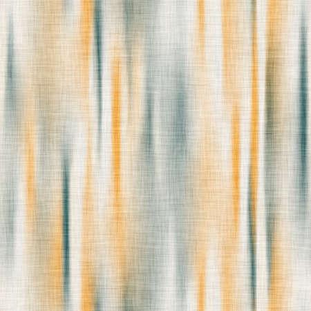 Seamless deep dye batik tribal stripes pattern for interior design, furniture, upholstery, or other surface print