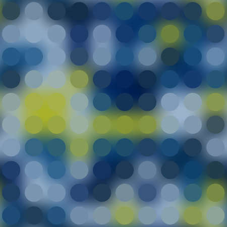 Seamless pattern or grid of circle dots on blurry gradient background for print 版權商用圖片