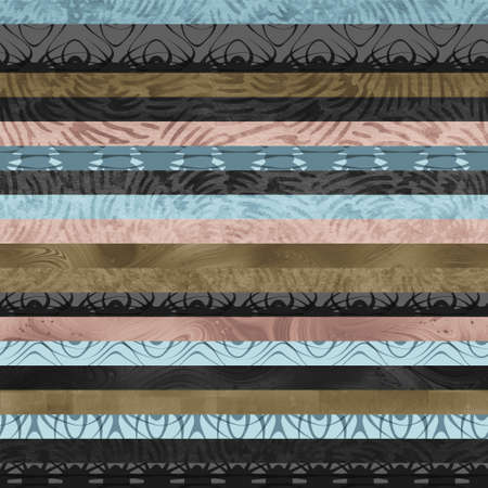 Seamless hip vogue random trendy stripe pattern print 版權商用圖片
