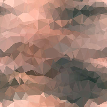 Seamless triangle pattern for surface pattern and print