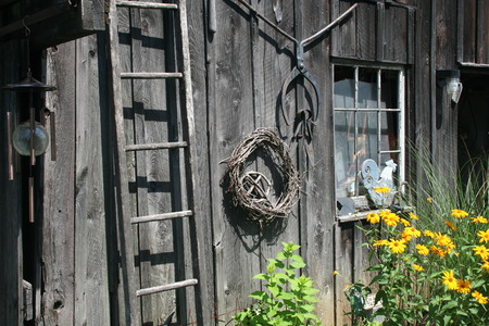 Old Barn II Stock Photo - 1477120