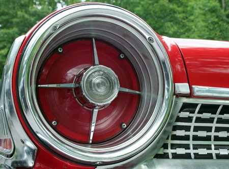 taillight: Galaxie Taillight 1963 Ford