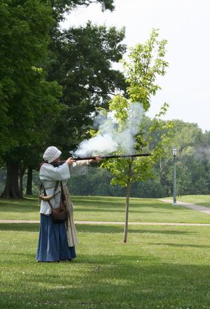 squatter: Long Rifle Firing