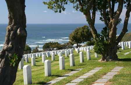 tribute: Cemetery by the Sea