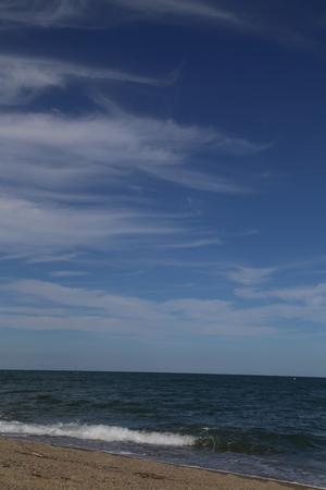 symbolically: Beach Stock Photo