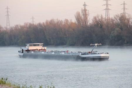 Inland Waterways Stock Photo