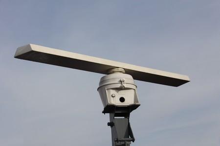 radar: radar mast
