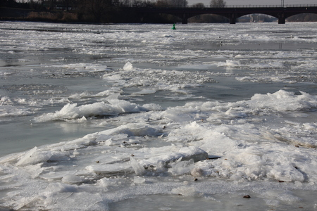 permanently: Frozen River