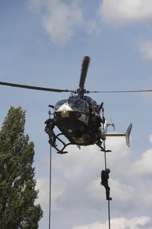 abseil: SWAT Team