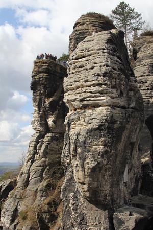 sandstone: Sandstone mountains