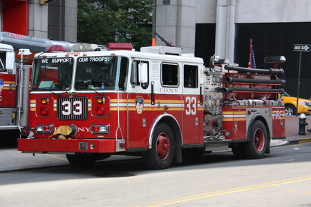 FDNY New York Engine