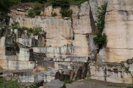 degrading: quarry
