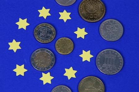 eligible: Euro drachma