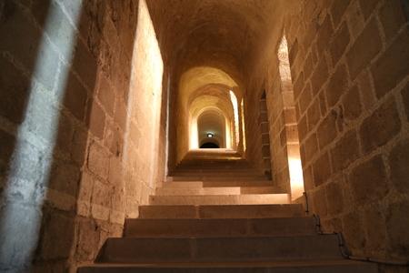 stairs room Standard-Bild