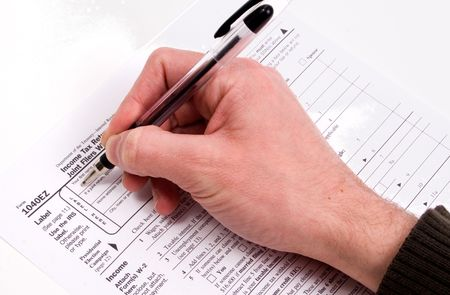 2006 tax forms photo