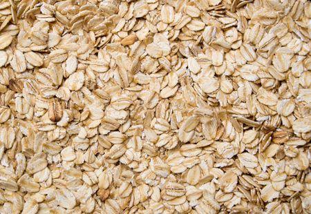 proven: oat pattern Stock Photo