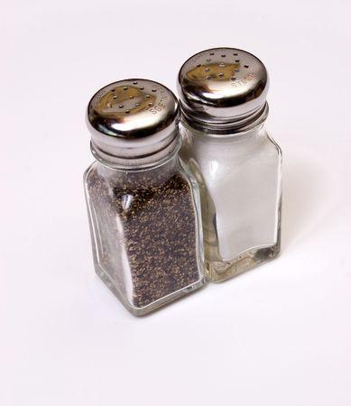 salt and peper shakers