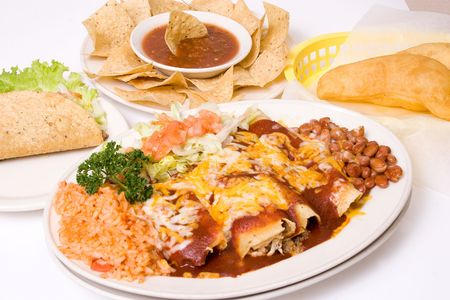 southwestern traditional food