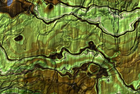 contour map background abstract Imagens