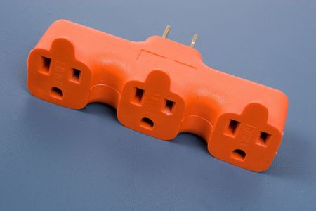 three outlet extender photo