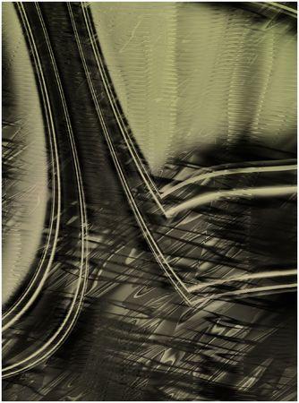 techno grunge background