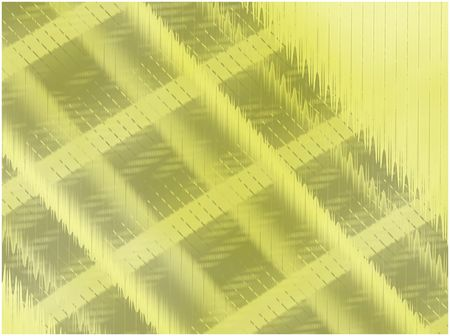 lattice window: yellow abstract faded background