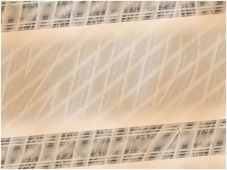 lattice window: peach abstract faded background