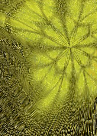 fractacl flower render onto many tiny lines (the headache part) Фото со стока