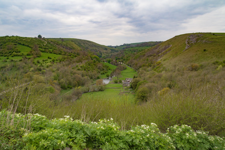 Monsal Dale Valley, Derbyshire