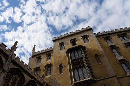 St Johns College at Cambridge University, Cambridge, England
