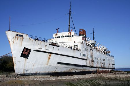 duke: Ship called the Duke of Lancaster