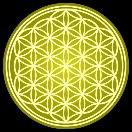 elohim: FLOWER OF LIFE sacred geometry