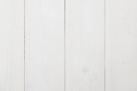 Wooden planks varnished white wooden texture shining through paint