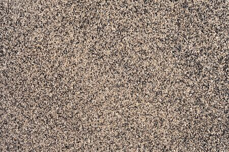 Olympia Mastic poured asphalt surface texture made by dark and bright small gravel Stockfoto