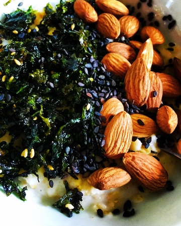 seaweeds: Good day starts with healthy meal