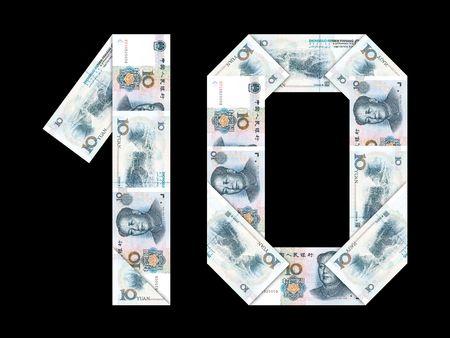 10 Yuan Renminbi photo