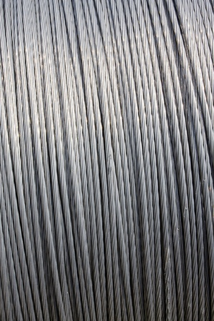 Steel wire cable  photo