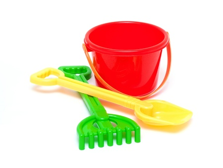 Sandpit toys photo