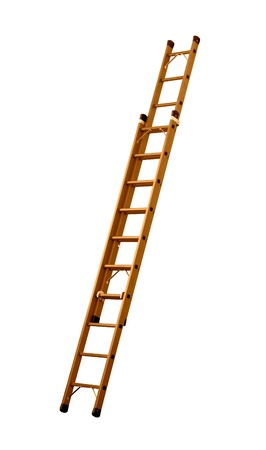 Ladder  Clipping path   photo