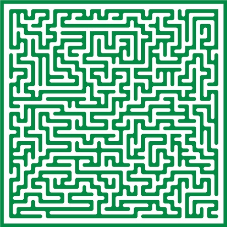 Maze background-Vector EPS Vector