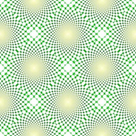 cyclique illusion d'optique