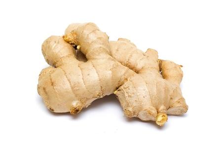 Ginger root Foto de archivo