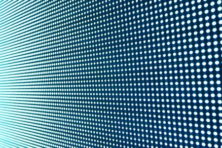 LED display Reklamní fotografie