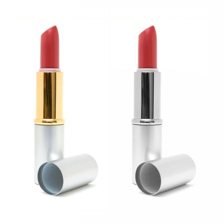 Pink lipstick  photo