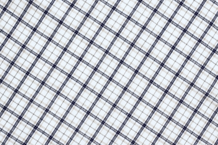 Plaid fabric cloth background  Stock Photo - 14572082