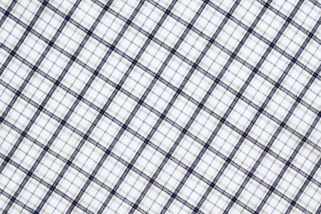 Plaid fabric cloth background Stock Photo - 14572082