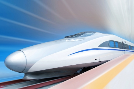 High Speed Train  Editorial