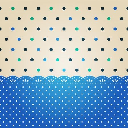 polka dot background Stock Vector - 14766242