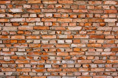 clay brick: Red brick background